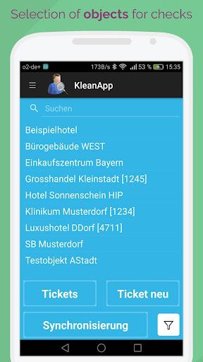 KleanApp 1.0.0.437 screenshots 1