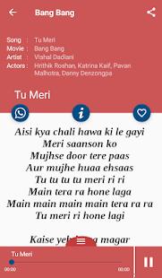 Hit Hrithik Roshan Songs Lyrics and dialogues - náhled
