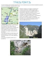 Photo: ALT URGELL - Tres Ponts - Acceso