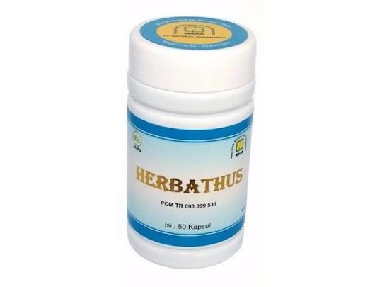 Herbathus NASA herbal nyeri sendi asam urat batu ginjal saluran kemih mengatasi pikun mudah lupa