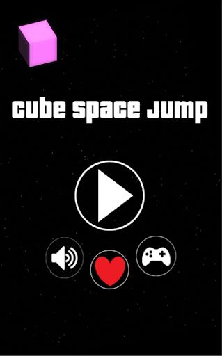 Cube Jump:Space