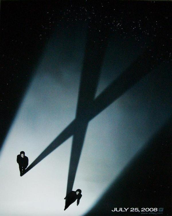 X-files 2 - official poster