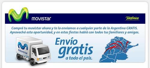 Movistar truck