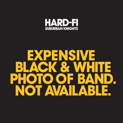 Expensive black & white photo of band. Not available.