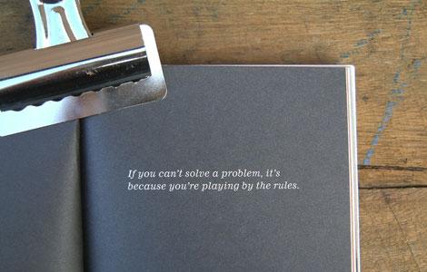 Paul Arden quote