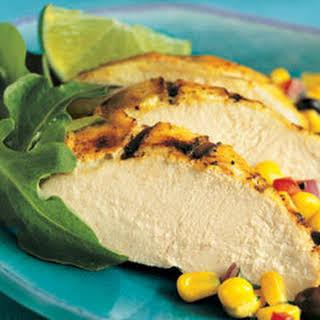 Succulent Grilled Chicken.