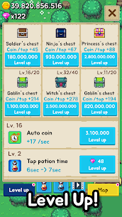 Tap Chest – Idle Clicker Apk Download For Android and Iphone 4