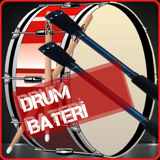 真正的鼓 - Bateri 音樂 App LOGO-硬是要APP