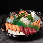 605 Sushi Sashimi Maki Tray (60pcs)
