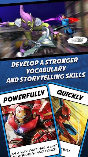 Marvel Hero Tales filehippodl screenshot 3