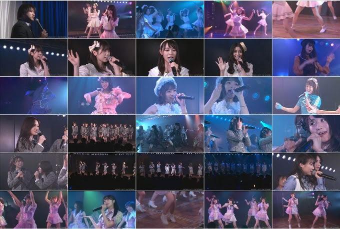 181122 (720p) AKB48 湯浅順司 「その雫は、未来へと繋がる虹になる。」 公演 初日