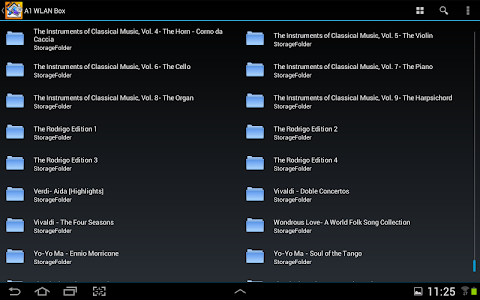MediaHouse UPnP / DLNA Browser screenshot 2