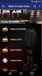 Ecuador Radio Stations FM AM 2