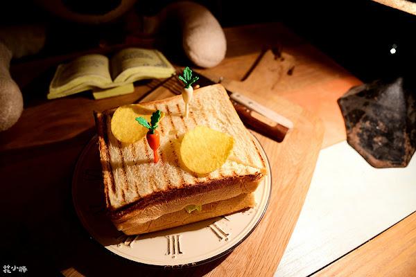 新北板橋|板橋不限時老宅雜貨推薦 Petit Tuz小兔子鄉村輕食雜貨鋪 內附菜單