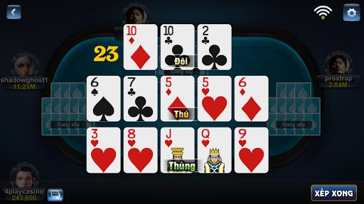 4Play - Mau Binh Online 76.2 screenshots 4