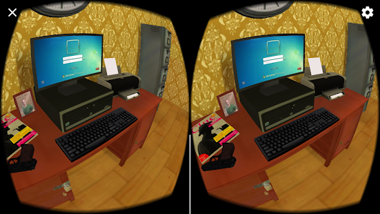 VR Puzzle Room - náhled