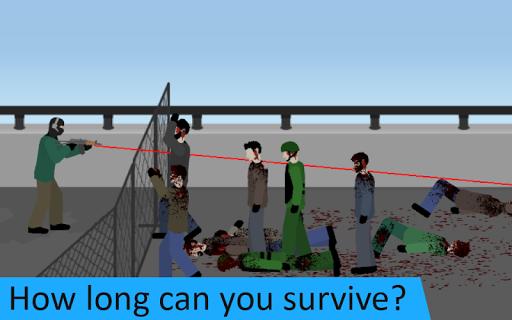 Flat Zombies: Defense & Cleanup  screenshots 4