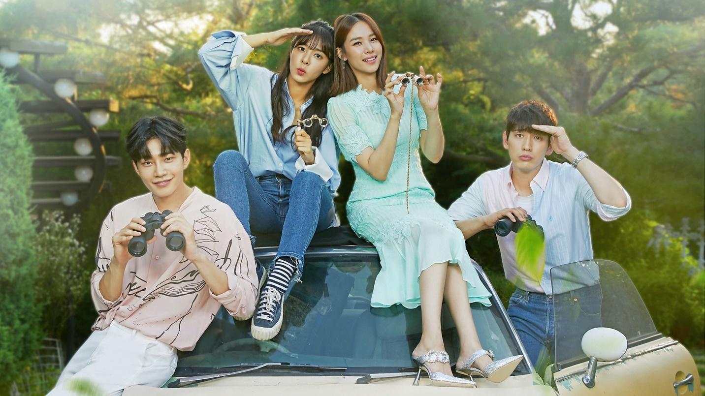 phim truyền hình Hàn Quốc 04