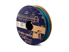 Proto-Pasta Mermaid's Tale Metallic Teal Metallic HTPLA - 1.75mm (0.5kg)