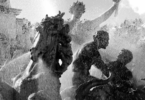 Le Monument aux Girondins di simi1967