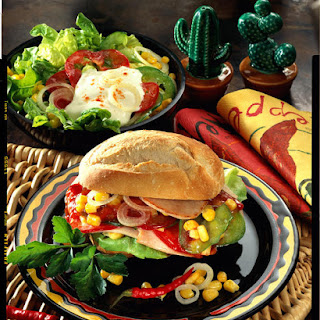 Southwest Turkey Sandwich