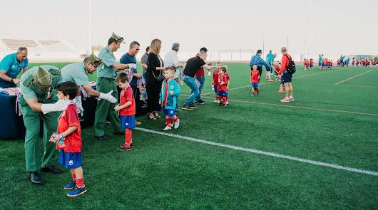 La Escuela Municipal de Fútbol de Roquetas clausura su temporada 2018-19