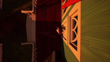 Gameplay for Hello neighbor Guide