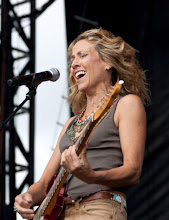 Photo: BOWMANVILLE, ON - AUGUST 11:  Sheryl Crow performs at Boots and hearts Festival on August 11, 2012 in Bowmanville, Canada.  (Photo by Scott Legato/Getty Images)