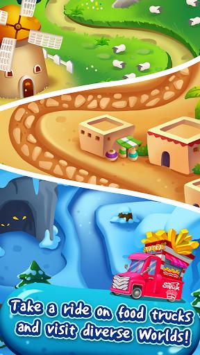 Food Burst: An Exciting Puzzle Game apktram screenshots 22