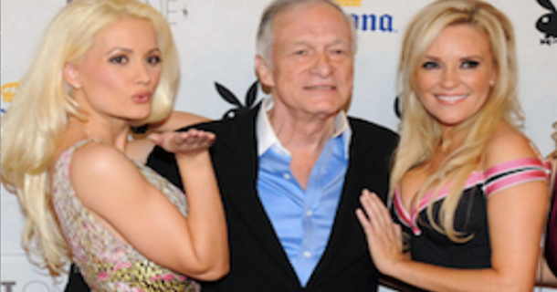 Playboy-legenden Hugh Hefner er død!