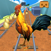 Animal Escape Rooster Run VR