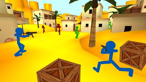 Stickman Counter Zombie Strike 1.02 screenshots 1