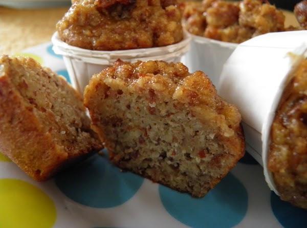 Lily's Cup-cake Bread Pudding Recipe