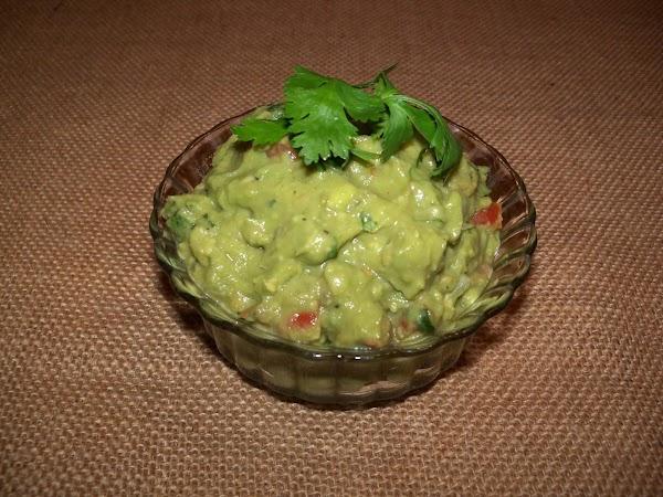 Great Guacamole! Recipe