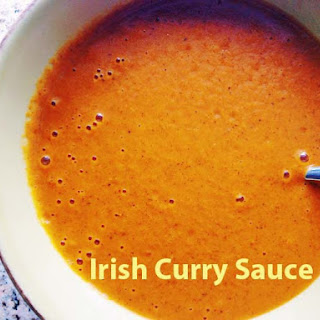 Irish Curry Sauce.