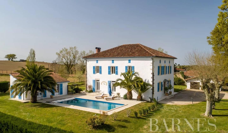 Maison avec piscine Caupenne