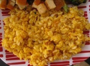 Lemon Rice With Pineapple And Corn Recipe