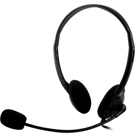 Headset Deltaco HL-2 .3,5mm