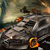 Death Race Game - Car Shooting, Death Shooter Game