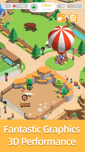 Idle Zoo Tycoon 0.9 screenshots 13
