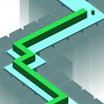 ZigZag Snake Icon