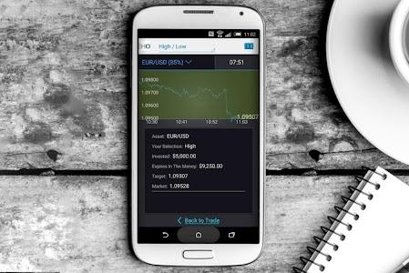 HighOption - Binary Options screenshot 1
