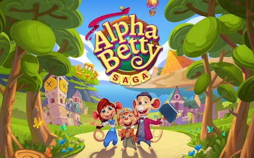 AlphaBetty Saga- screenshot thumbnail