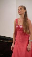 Photo: BAKU/ASERBAIDSCHAN: 6. Byulbyul Internationaler Gesangswettbewerb. Oleysia Chuprinova konnte beim Wettbewerb unserem Rezensenten gefallen. Zum Bericht von Dr. Klaus Billand (November 2012). Foto: Klaus Billand