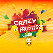 Crazy Fruits Crush Free Game
