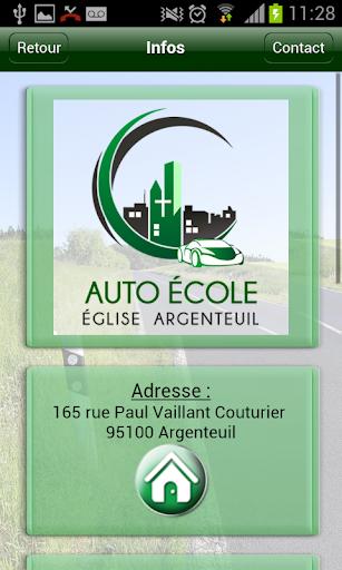 生活必備免費app推薦|Auto Ecole Eglise Argenteuil線上免付費app下載|3C達人阿輝的APP