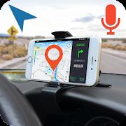 GPS Voice Navigation: Route Finder Maps