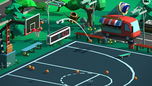 Basketball Online screenshots 1