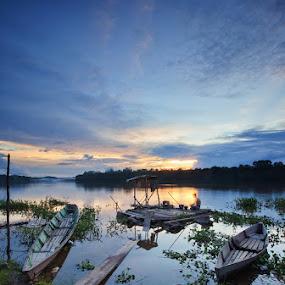 by Kosmas Fikie Aryadi - Landscapes Waterscapes ( indonesia, kalimantan barat )
