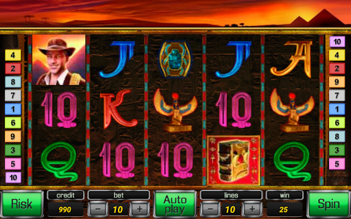 Book The Ra Deluxe slot screenshot